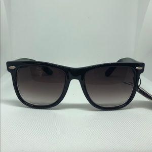 Other - Black Wayfarer Sunglasses - Unisex
